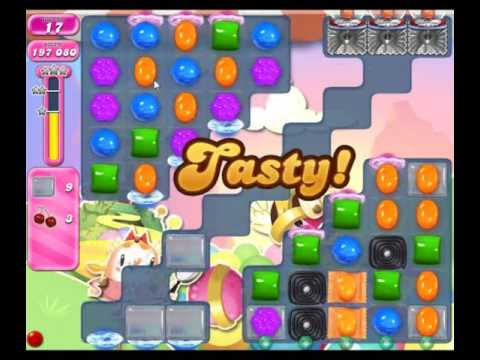 Candy Crush Saga Level 2196 - NO BOOSTERS