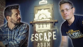 home made escape room