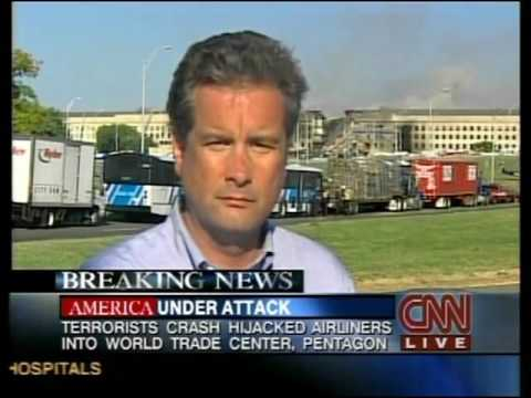 CNN 9-11-2001 Live Coverage  5.00 P.M E.T -12:00 A.M E.T