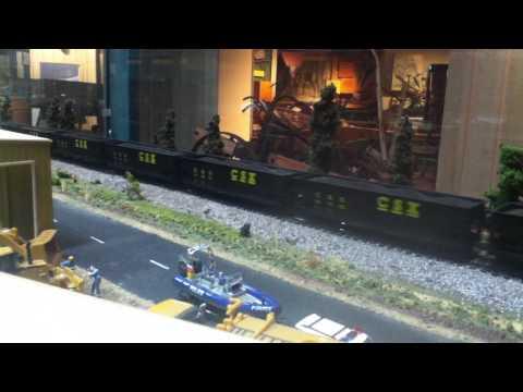 HO Scale Trains: Transfer Train 1