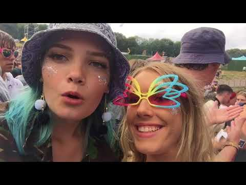 BOOMTOWN 2018 (Wiggy Duet Vlog)