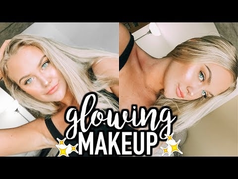 Everyday Makeup Routine for Summer | Natural and Glowy thumbnail