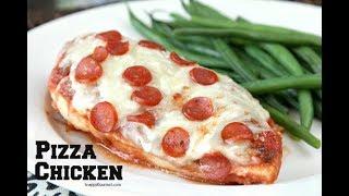 Pizza Chicken Recipe Video