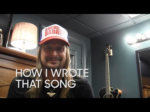 """How I Wrote That Song: Kid Rock """"All Summer Long"""""""