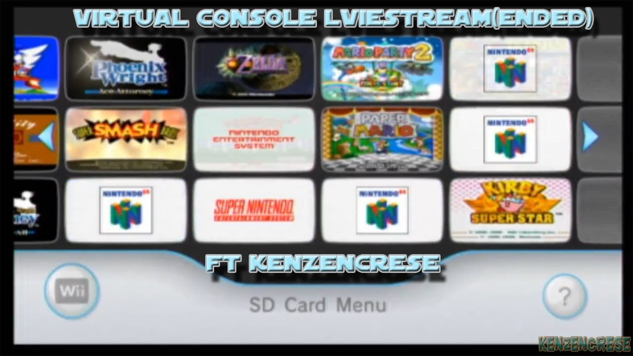 how to put game on sd card for wii
