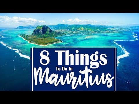Mauritius Bucketlist | Things To Do In Mauritius | Top Mauritius Attractions