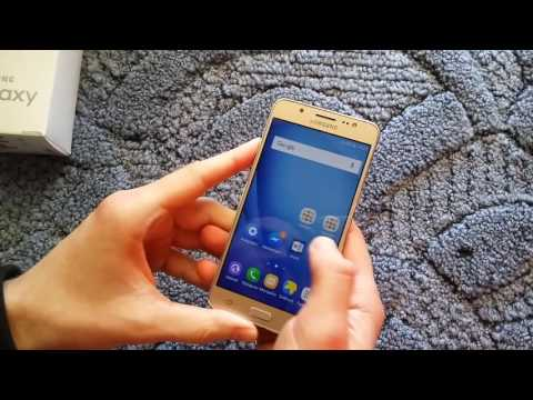 Samsung galaxy j5 2016 - (Greek Unboxing)!!!