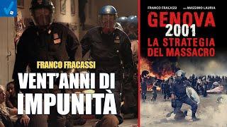 """Franco Fracassi: """"Dietro i fatti di Genova 2001 e le stragi del '92-'93 c'è la stessa mano"""""""