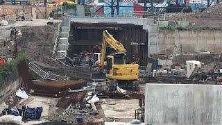 Icon Construction Update 23/06/17 Blackpool Pleasure Beach