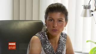 Sahra Wagenknecht und die Plattform