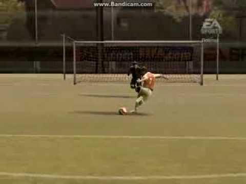 Туториал по финтам в FIFA 07!