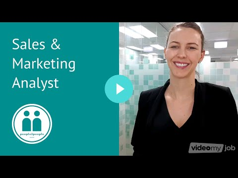 Sales & Marketing Analyst - jobs