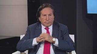 """Alejandro Toledo: """"Están tratando de obstaculizar mi candidatura presidencial"""""""