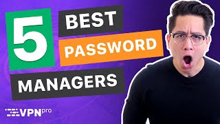 Best password manager for 2020: My TOP 5 PICKS