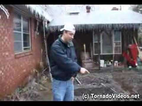 MASSIVE ICE STORM!  Norman, OK, Dec 10, 2007