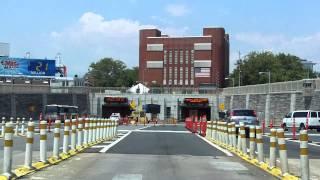 Hugh Carey (Brooklyn-Battery) Tunnel northbound