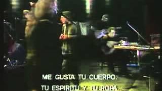Leonard Cohen - Live in Spain 1988 - First We Take Manhattan