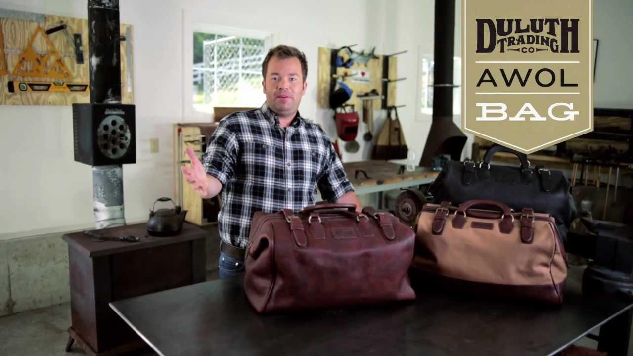 Duluth Trading Awol Bag
