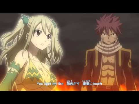Fairy Tail OP 21 Full real version AMV  Be in myself