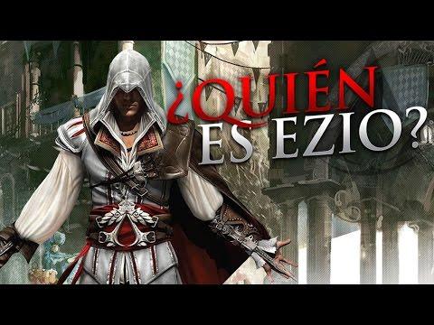 ¿Quién es Ezio Auditore? (La historia del mejor asesino)