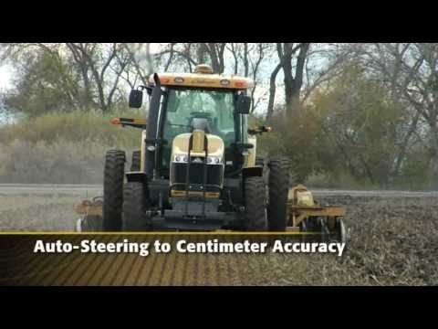 Autonomous Farming from AGCO & TOPCON