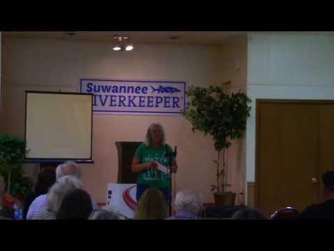 Water is Life Camp on Santa Fe River --Cindy Noel