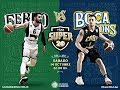 Liga Nacional: Ferro vs. Boca   #Super20enTyC