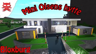 Mini Olsens hytte - Bloxburg - Dansk Roblox