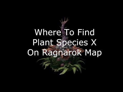 Best Place to get Plant Species X on Ragnarok Map Ark Survival Evolved