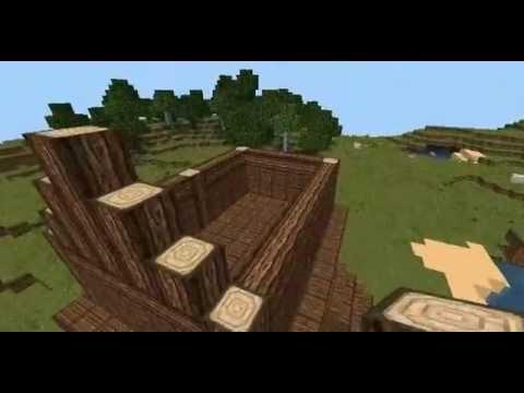 Minecraft Lets Build Nha San