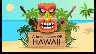 Hawaii History: Timeline - Animation