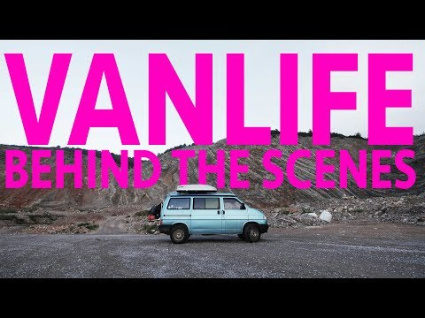 Vanlife: The Stories Behind Our Instagram Pictures After 7 Years Fulltime in a VW Campervan