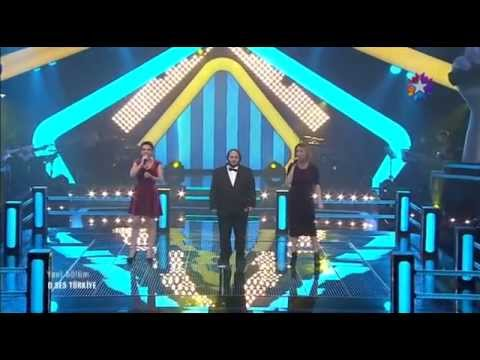 O Ses Türkiye - Melis, Hasan ve Cansu Düellosu 'The Phantom of the Opera'