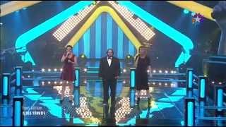 O Ses Türkiye - Melis, Hasan ve Cansu Düellosu 'The Phantom of the Opera'