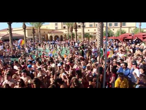 Blacked Out Media - University Of Arizona - Wolfgang Gartner Casino Del Sol Pool Party