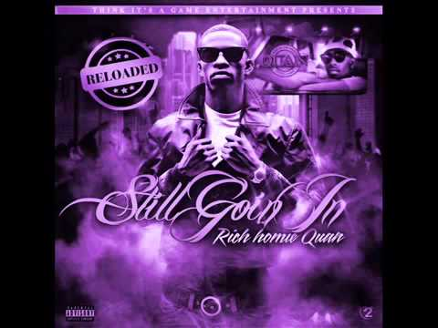 Rich Homie Quan Type Of Way Chopped & Screwed  DJ HKS