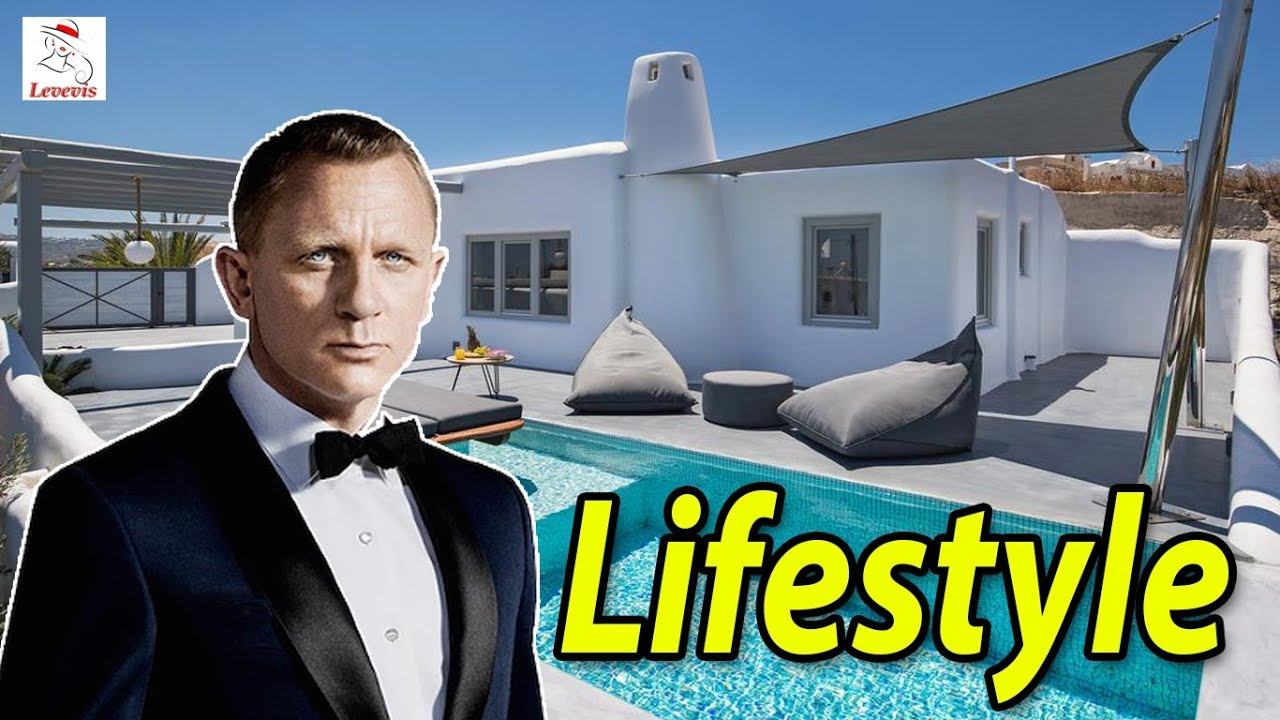 Daniel Craig Income, Cars, Houses, Lifestyle, Net Worth ...
