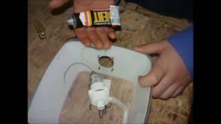 """""""Настольный фонтан""""- творческий проект ученика 8-го класса. Предмет """"технология"""""""