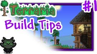 Terraria | Build Tİps 1 | Foundations