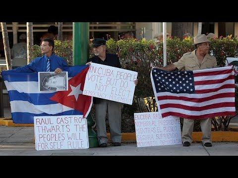 EUA criticam eleição de Miguel Diaz-Canel