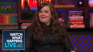 What Does Aidy Bryant Think About 'Puppy Gate'?   RHONY And RHOBH   WWHL