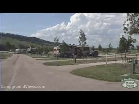 CampgroundViews.com - Elkhorn Ridge RV Resort Spearfish South Dakota SD