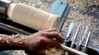 Фото Учимся профессионально точить древесину № 1. Основы.