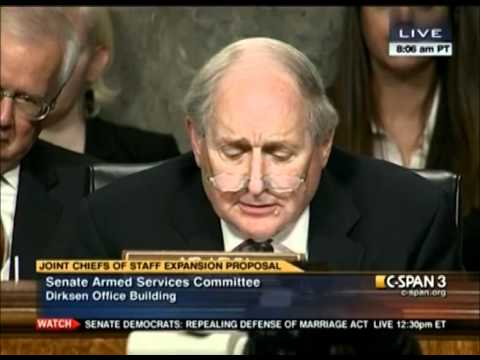 Joint Chiefs Hearing