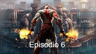 God of War III Remastered PS4 - Hermes,mensajero del Olimpo EP 6