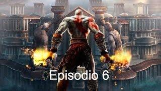 God of War III Remastered PS4 - Hermes,mensajero del Olimpo EP 6