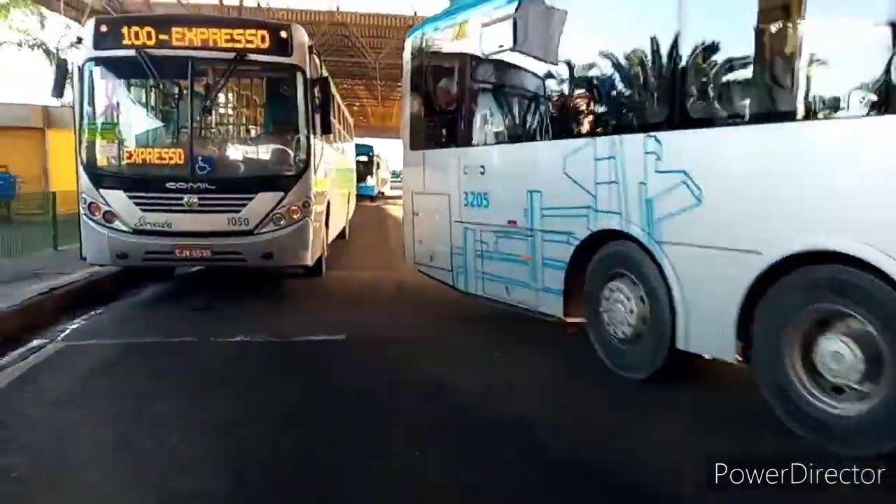 Como fizemos a curva com o super articulado dentro do terminal São Paulo,Sorocaba !!