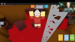 HARDCORE PARKOUR IN ROBLOX