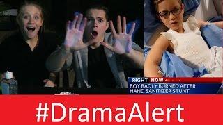 Lance Stewart Video Causes 8 year old boy to get BURNED! #DramaAlert  Toby Turner DICK SLIP!