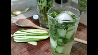 How to make cucumber mint mojito mocktail (PennLive test kitchen)